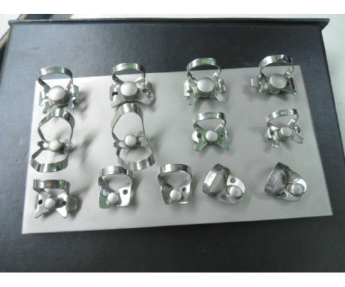 rubbar damclamp set of 13