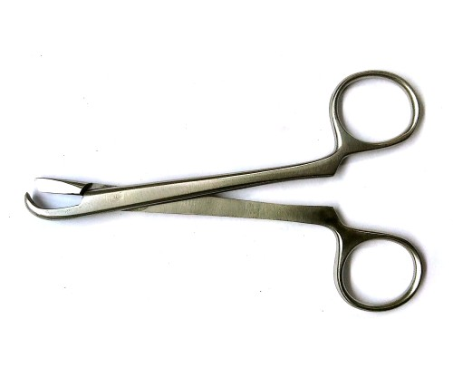 CLIP REMOVING FORCEP
