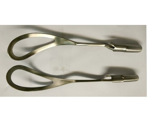 OBSTETRICAL FORCEP (OUTLET)
